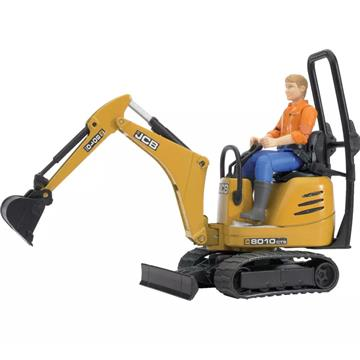 Mikro bager JCB